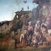 Amico aspertini, adorazione dei magi, 1499-1500 ca., da s.m. maddalena di galliera, 09 - Sailko - Bologna (BO)
