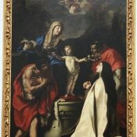 Carlo cignani, madonna col bambino e santi, 1680, da s. lucia - Sailko - Bologna (BO)
