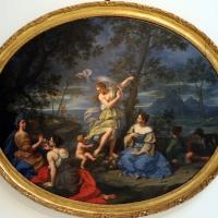 Donato creti, paesaggio con figure femminili, 1730 ca., coll. zambeccari - Sailko - Bologna (BO)