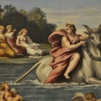 BO - Pinacoteca Nazionale - Sala 30 - Dal Seicento al Settecento - Carracci Antonio - Il ratto d'Europa - Dettaglio - ElaBart - Bologna (BO)