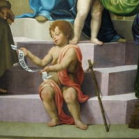 Giuliano bugiardini, sposalizio mistico di s. caterina e santi, 1523-25 (bo, pin. naz.le) 05 - Sailko - Bologna (BO)