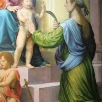 Giuliano bugiardini, sposalizio mistico di s. caterina e santi, 1523-25 (bo, pin. naz.le) 04 - Sailko - Bologna (BO)