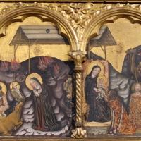 Pseudo jacopino, polittico, 1330-35, da pin. naz.le bologna 05 - Sailko - Bologna (BO)