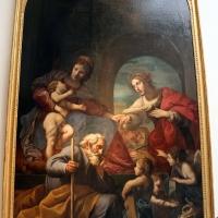 Alessandro tiarini, sposalizio mistico di s. caterina tra le ss. barbara e margherita, 1620-22 ca., da s. angese - Sailko - Bologna (BO)