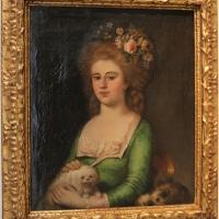 Angelo crescimbeni, ritratto di teresa campori, 1776 - Sailko - Bologna (BO)