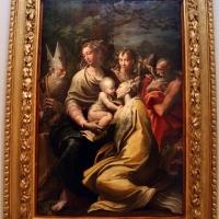 Parmigianino, madonna col bambino e santi, 1529, da s. margherita 01 - Sailko - Bologna (BO)