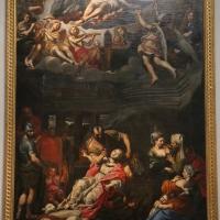 Domenichino, martirio di s. agnese, 1621-25 ca., da s. agnese 01 - Sailko - Bologna (BO)