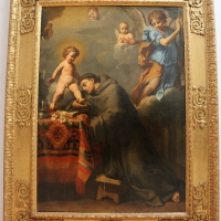 Elisabetta sirani, s. antonio da padova in adorazione del bambino, 1662, dai ss. leonardo e orsola - Sailko - Bologna (BO)