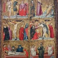 Maestro di san nicolò degli albari, storie di cristo e santi, 1320 ca. 04 - Sailko - Bologna (BO)