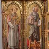 Antonio e bartolomeo vivarini, polittico da s. girolamo della certosa, 1450, 05 - Sailko - Bologna (BO)
