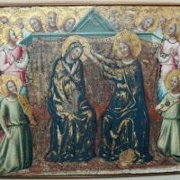 Pseudo jacopino, incoronazione della vergine, 1320-25 ca - Sailko - Bologna (BO)