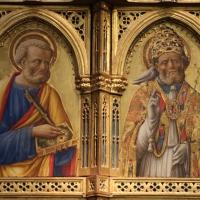 Antonio e bartolomeo vivarini, polittico da s. girolamo della certosa, 1450, 02 - Sailko - Bologna (BO)