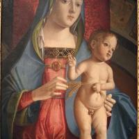 Marco palmezzano, madonna col bambino, 1506-13, 02 - Sailko - Bologna (BO)