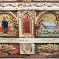 Giovanni da bologna, polittico da s. marco, 1380 ca. 04 - Sailko - Bologna (BO)
