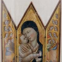 Andrea de' bartoli (attr.), madonna col bambino e angeli, 1360 ca., forse da convento della carità (bo) - Sailko - Bologna (BO)