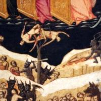 Maestro dell'avicenna, paradiso e inferno, 1435 ca. (bo) 03 - Sailko - Bologna (BO)