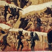 Maestro dell'avicenna, paradiso e inferno, 1435 ca. (bo) 04 - Sailko - Bologna (BO)