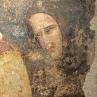 Francesco da rimini, tre figure, 1320-25 ca., da refettorio vecchio di s. francesco 2 - Sailko - Bologna (BO)