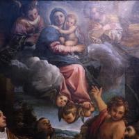 Annibale carracci, madonna in gloria e santi, 1590-92 ca., dai ss. ludovico e alessio, 02 - Sailko - Bologna (BO)