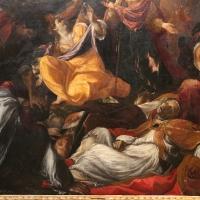 Ludovico carracci, martirio di s. orsola, 1592, dai ss. leonardo e orsola 04 - Sailko - Bologna (BO)