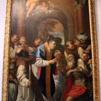 Agostino carracci, ultima comunione di san girolamo, 1591-97, da s. girolamo alla certosa 01 - Sailko - Bologna (BO)