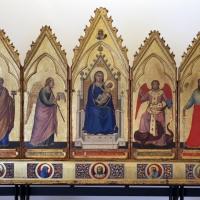 Giotto, polittico di bologna, 1330 ca, da s.m. degli angeli, 01 - Sailko - Bologna (BO)