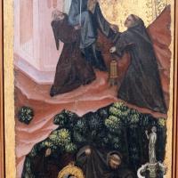 Vitale da bologna, storie di s. antonio abate, 1340-45 ca., da s. stefano 08 - Sailko - Bologna (BO)