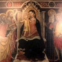 Pietro di giovanni lianori, madonna col bambino e santi, 1420 ca - Sailko - Bologna (BO)