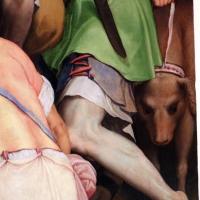 Il bagnacavallo junior, adorazione dei pastori (pinacoteca di cento) 12 - Sailko - Bologna (BO)