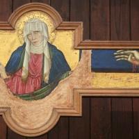 Michele di matteo, crocifisso, 1435-45 ca. 03 - Sailko - Bologna (BO)