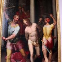 Denjs calvaert, flagellazione, 1575-80 ca., da s.m. delle carceri 01 - Sailko - Bologna (BO)