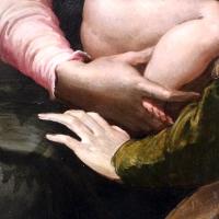Parmigianino, madonna col bambino e santi, 1529, da s. margherita 04,2 - Sailko - Bologna (BO)