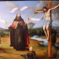 Francesco francia, visione di s. agostino, 1510 ca., da s.m. della misericordia, 04 - Sailko - Bologna (BO)