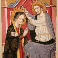 Michele di matteo, incoronazione della vergine, 1455-65 ca - Sailko - Bologna (BO)