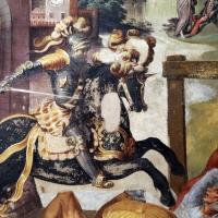 Niccolò dell'abate, affreschi dell'orlando furioso, da palazzo torfanini 05 ruggero fugge dal castello di alcina 3 cavaliere - Sailko - Bologna (BO)
