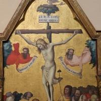 Pseudo dalmasio, crocifissione coi dolenti, 1335-40 ca., da s, martino maggiore 02 - Sailko - Bologna (BO)
