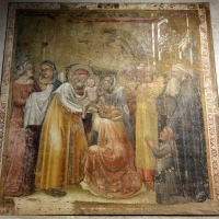 Simone dei crocifissi e jacobus, circoncisione di gesù, 1350-60 ca., da oratorio di mezzaratta - Sailko - Bologna (BO)
