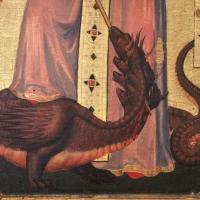 Giotto, polittico di bologna, 1330 ca, da s.m. degli angeli, 08 drago - Sailko - Bologna (BO)