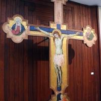 Michele di matteo, crocifisso, 1435-45 ca. 01 - Sailko - Bologna (BO)