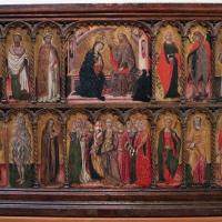 Pittore bolognese, polittico da ss. naborre e felice, 1450-75 ca. 01 - Sailko - Bologna (BO)