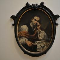 BO - Pinacoteca Nazionale 06 - Sala 30 - Dal Seicento al Settecento - Crespi Luigi - Ritratto di un Architetto - forse Giuseppe Calzolari - ElaBart - Bologna (BO)
