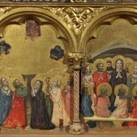 Pseudo jacopino, polittico, 1330-35, da pin. naz.le bologna 06 - Sailko - Bologna (BO)