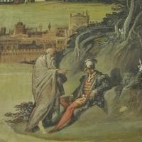 BO - Pinacoteca Nazionale - Sala 21 - Nicolò dell'Abate - Episodi dell'Orlando Furioso 03 - Dettaglio - ElaBart - Bologna (BO)