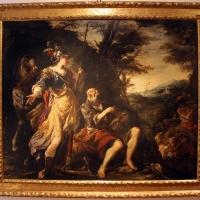 Giovanni antonio burrini, erminia tra i pastori, 1685 ca., da pinacoteca nazionale, bologna 01 - Sailko - Bologna (BO)