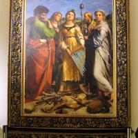 Raffaello e collaboratori, estasi di santa cecilia, 1515 ca. da pinacoteca nazionale 01 - Sailko - Bologna (BO)