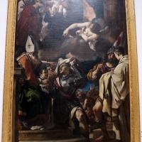 Guercino, san guglielmo riceve l'abito religioso da san felice vescovo, 1620, dai ss. gregorio e siro 01 - Sailko - Bologna (BO)
