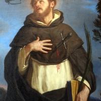 Guercino, san pietro da verona, 1646-47 ca., da oratorio di s. croce a castelbolognese 02 - Sailko - Bologna (BO)