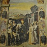 BO - Pinacoteca Nazionale - Sala 21 - Nicolò dell'Abate - Episodi dell'Orlando Furioso 01 - ElaBart - Bologna (BO)