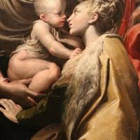 Parmigianino, madonna col bambino e santi, 1529, da s. margherita 05 - Sailko - Bologna (BO)