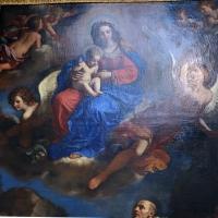 Guercino, san bruno in adorazione della madonna in gloria, 1647, da s. girolamo della certosa 02 - Sailko - Bologna (BO)